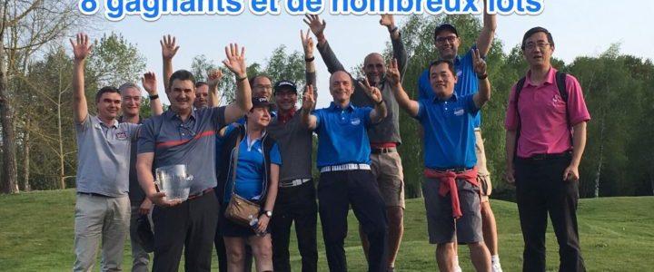Les Golfiades du Loiret 2019